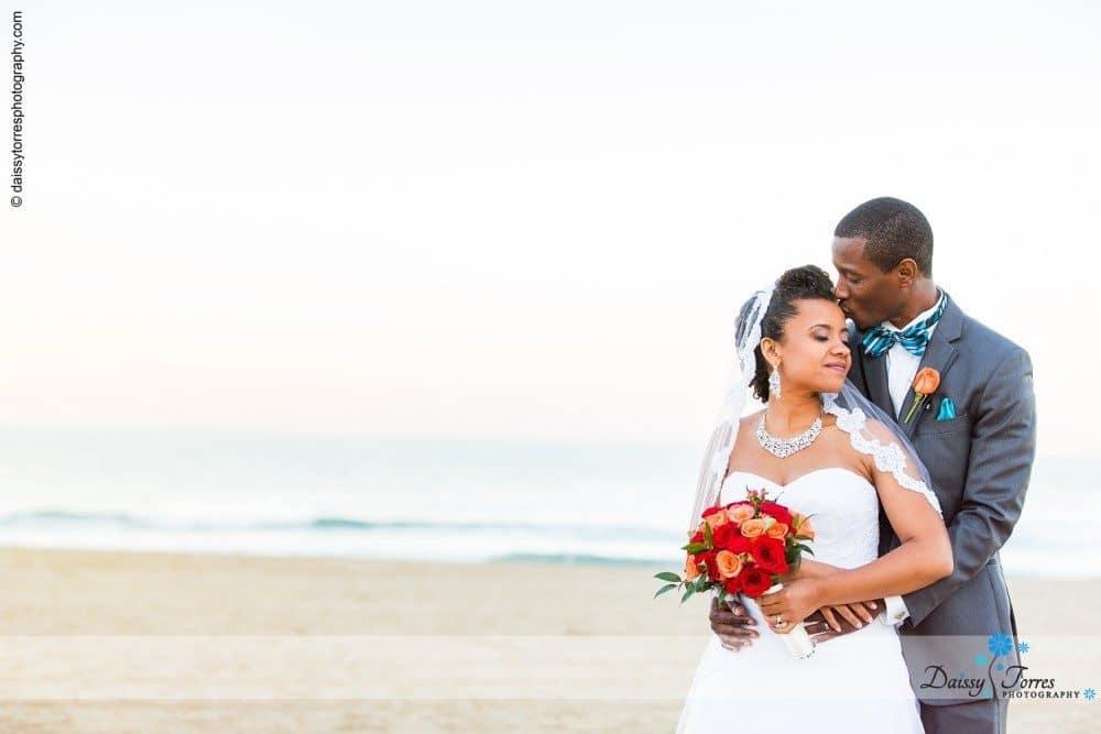 Holiday Inn North Beach Wedding