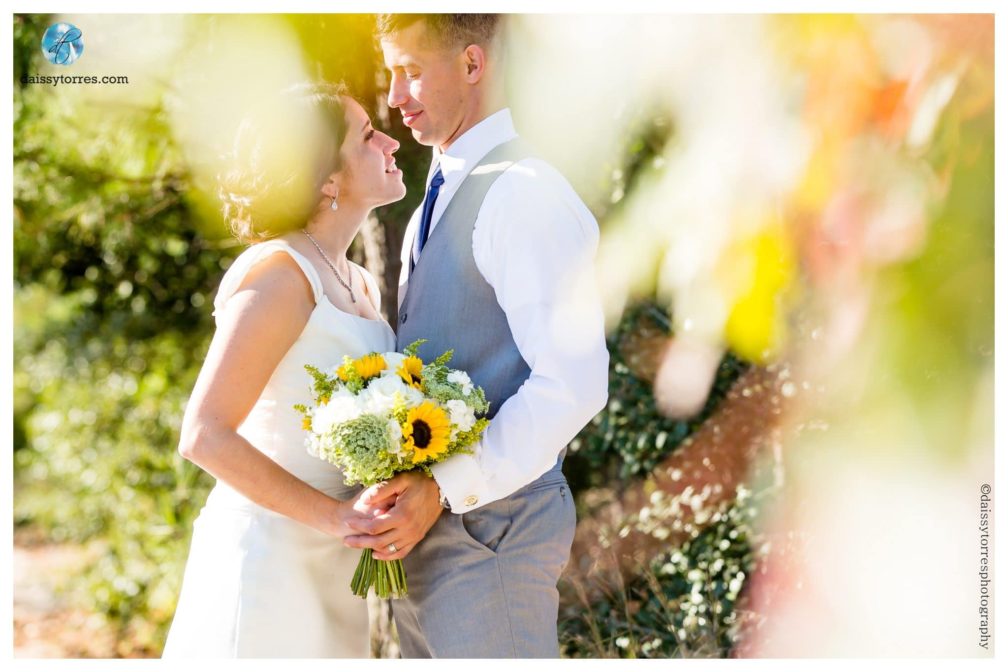 Lesner Inn Wedding with portraits at Pleasure House Point