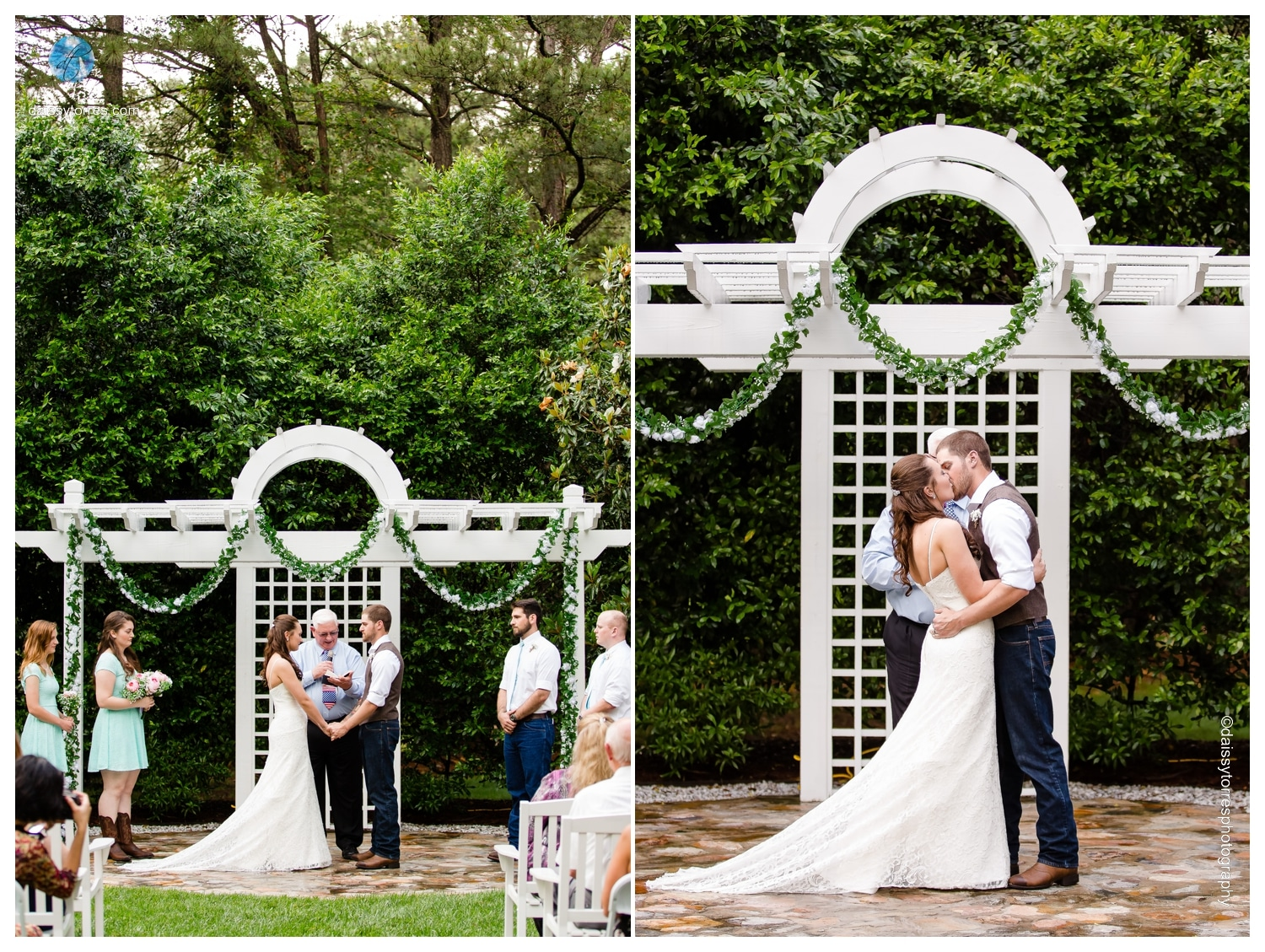 Country Villa Weddings Nicole And Matt Country
