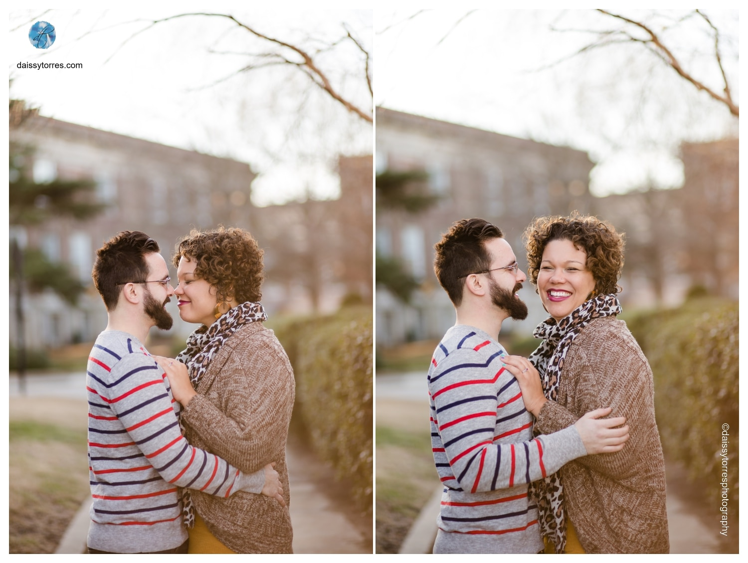 Fort Monroe Engagement Session by Daissy Torres Photography